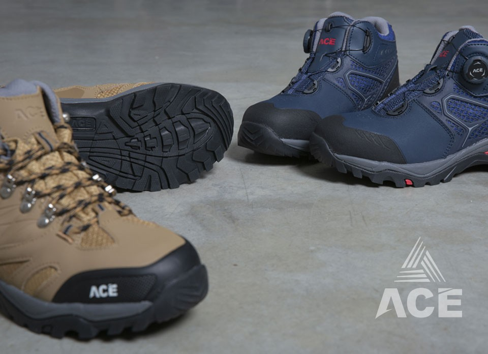 safety shoes-technology